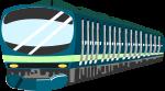 電車のイラスト2