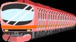 電車のイラスト3