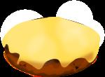 ハンバーグのイラスト2