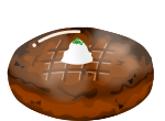 ハンバーグのイラスト3