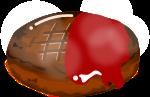 ハンバーグのイラスト4
