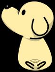 ミニ犬のイラスト9