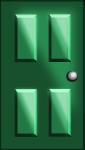 ドアのイラスト3
