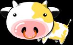 牛のイラスト11