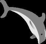 イルカのイラスト11