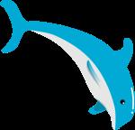 イルカのイラスト15