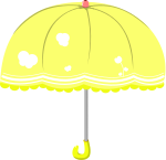 傘のイラスト10