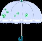 傘のイラスト9