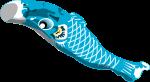 鯉のぼりのイラスト5