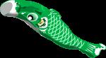 鯉のぼりのイラスト6