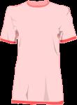 半袖のイラスト2