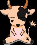 牛のイラスト13