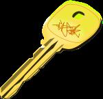 鍵のイラスト4