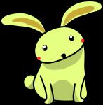 ウサギのイラスト13
