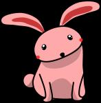 ウサギのイラスト14