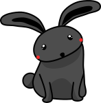 ウサギのイラスト15