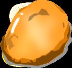 チキンナゲットのイラスト1