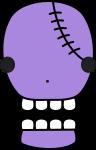 骸骨のイラスト11