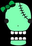 骸骨のイラスト12