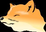 狐のイラスト5