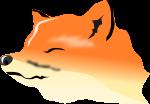 狐のイラスト6