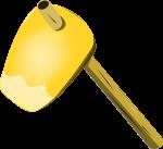 鍬のイラスト2
