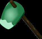 鍬のイラスト3