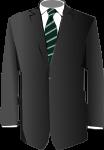 スーツのイラスト1