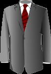 スーツのイラスト2