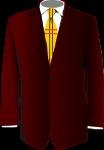 スーツのイラスト4