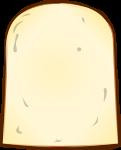食パンのイラスト1