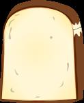 食パンのイラスト2