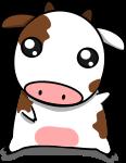 牛のイラスト22