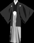 袴のイラスト1