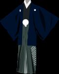 袴のイラスト2