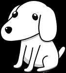 犬のイラスト40