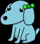 犬のイラスト45