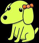 犬のイラスト47