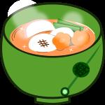 お雑煮のイラスト4
