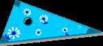 三角定規のイラスト2