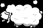 羊のイラスト40