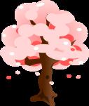 桜のイラスト7
