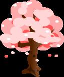 桜のイラスト8