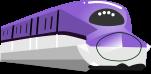 新幹線のイラスト3