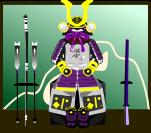 五月人形のイラスト3