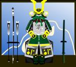 五月人形のイラスト4