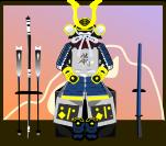 五月人形のイラスト5