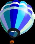 気球のイラスト3