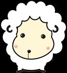 羊のイラスト44