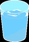 水のイラスト1